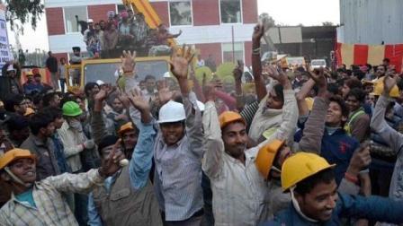印度48小时盖10层楼, 举国沉浸在欢快中, 几天后他们不说话了