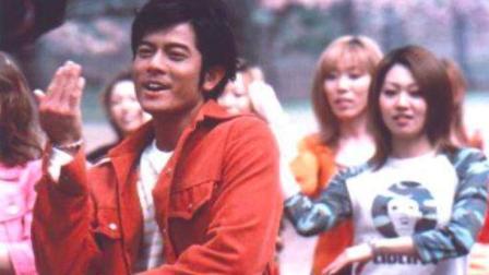 舞王郭富城也跳广场舞, 张柏芝学的好开心, 这歌曾风靡全国!