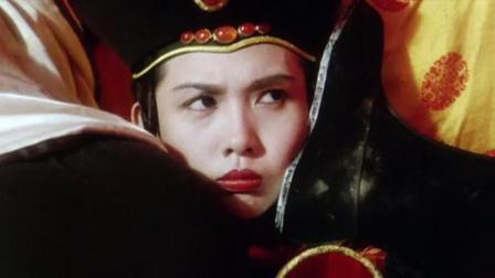 邱淑贞年轻的时候有多美, 看她和周星驰的这部电影就知道了