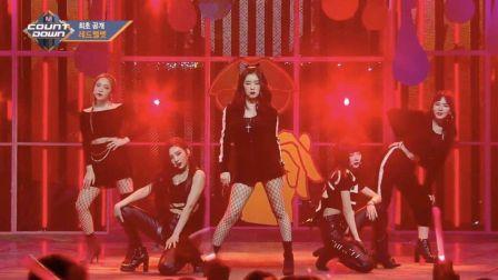 [最初公开]Bad Boy - Mnet M!Countdown 现场版 18/02/01_Red Velvet