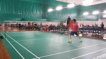 中国会打羽毛球的年轻人真多, 这组少年真厉害, 能吊打十个我!