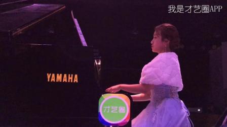 """我是才艺圈APP出品, 优美钢琴曲""""致爱丽丝"""""""