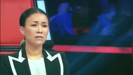 《中国好声音》有史以来最牛的选手, 四位导师下台等他的选择