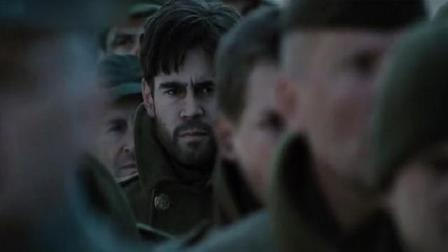 《哈特之战》战兵被俘,德军鸡儆猴俘虏还对他敬礼?