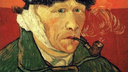 【锦灰视读26】《梵高传》: 看懂精神病天才的艺术人生, 揭开梵高割耳朵自残之谜