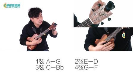 【柠檬音乐课】尤克里里弹唱教学《什么歌》