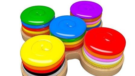 一起来做彩虹夹心饼干