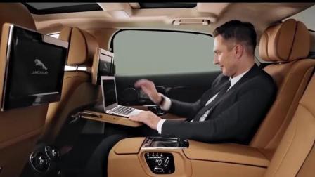 新款捷豹XJ外观霸气, 内饰又豪华还买什么奔驰S级