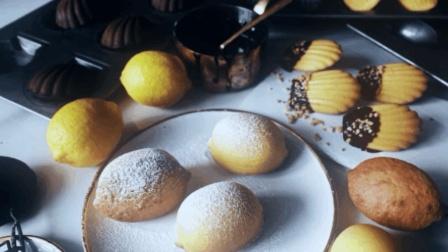 """快来get经典名著《追忆似水年华》里的同款蛋糕----""""柠檬玛德琳""""家庭自制甜品教程"""
