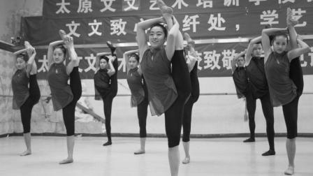 太原文文艺术培训学校《致敬艺考 见证成长》主题汇报展演