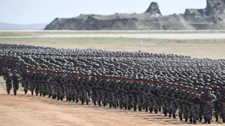 为什么世界上没有一个国家敢在中国家门口打仗? 美国都没这胆量