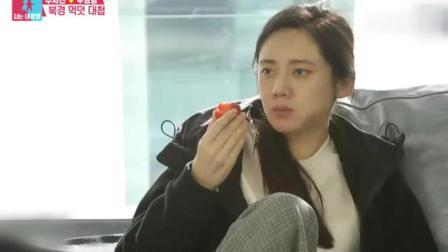 于晓光: 你什么时候生啊, 我好累啊, 秋瓷炫: 生完了更累