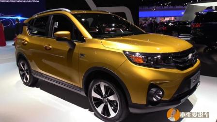 2018款广汽传祺GS3, 传祺汽车倾心之作的SUV车型, 仅6.88万起, 完胜现代ix35