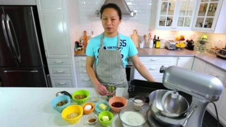 怎样做生日蛋糕视频 纸杯蛋糕配方 烘焙教学