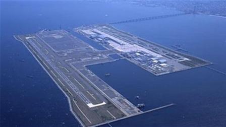 中国耗资300亿, 建世界最大海上机场, 超越美国日本