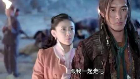 蒲巴甲求婚梁洁成功, 两人曾合作《擒狼》, 是否是因戏生情?