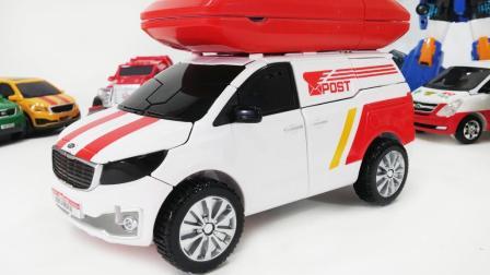 机械吉普车变身变形金刚机器人玩具