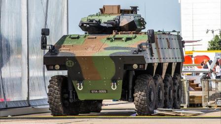 国际上排名前三的装甲车, 使用坦克的技术, 金刚罩一样刀枪不入