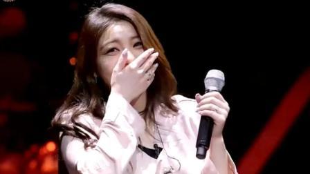韩国实力歌手Ailee与三位素人对唱给你看燃爆全场 和音太美了