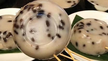 广东地方特色传统糕点, 红豆锅仔糕