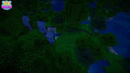 我的世界动画: 如果雨和箭交换位置