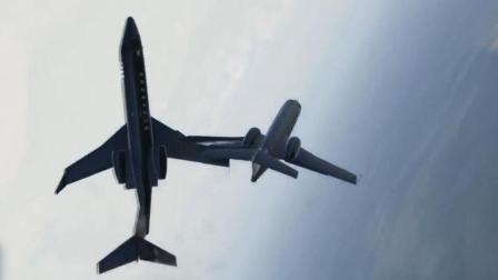 GTA5: 如果两架飞机在空中碰撞会怎么样?
