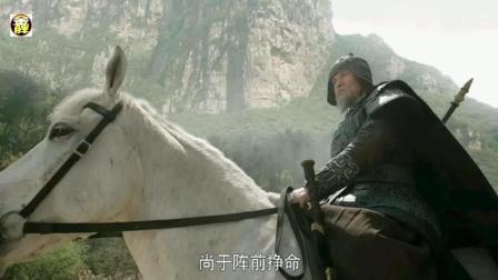 《虎啸龙吟》魏军欺赵子龙70年迈出帐, 惨被打脸三回合战于马下