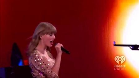 Taylor Swift  Medley at iHeartRadio Festival2012Live