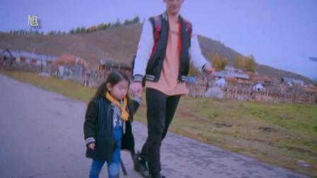 董力想抱阿拉蕾 阿拉蕾说抱着我爸爸会更累的 真贴心