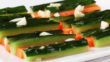 胡萝卜拌黄瓜的做法, 营养家常做法大全