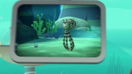 【海底小纵队Octonauts】海底报告之拟态章 Mimic Octopus