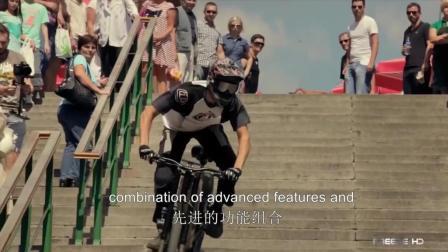 Top8创意设计电动自行车排行榜, 感觉就是有脚蹬的摩托车呀!