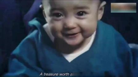 还记得成龙《宝贝计划》里的小婴儿吗? 现在长大超帅!
