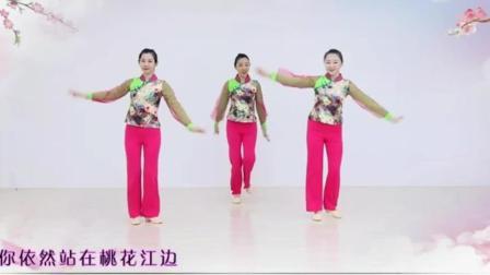 天路广场舞视频 简单又好看的广场舞 广场舞视频大全八步舞