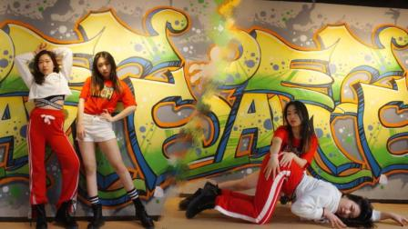 【NANA】和小姐姐性感泫雅双人舞《lip&hip》