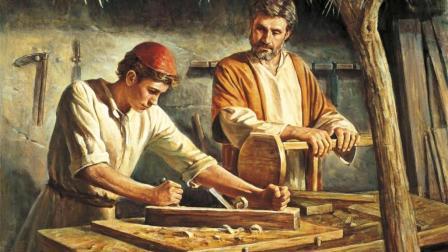 《拿撒勒人约瑟》: 耶稣父亲的故事鲜为人知, 看这部电影就知道大概了