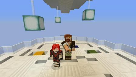 我的世界Minecraft-籽岷的1.12双人PVP 炎岷大乱斗 勇敢者游戏视频