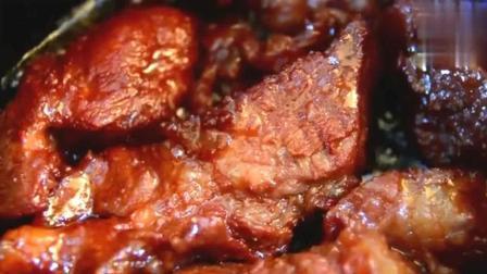 家庭版电饭锅蜜汁叉烧肉, 做法很简单, 看着就有食欲