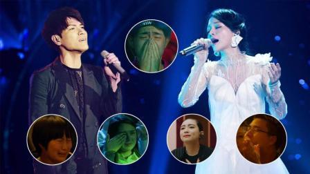 歌手 2018:【独家策划】歌手最催泪瞬间:张韶涵《梦里花》居然才第五