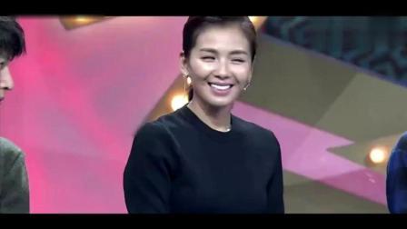 主持人问刘涛: 跟胡歌对戏什么感觉, 刘涛的反应连胡歌都害羞了
