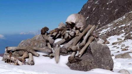 有人在湖边发现200具日本人尸体 竟是瞬间被这东西弄死的