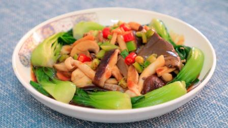 过年家庭聚餐不能少的一道菜, 佛家清香菌, 保证您没吃过!