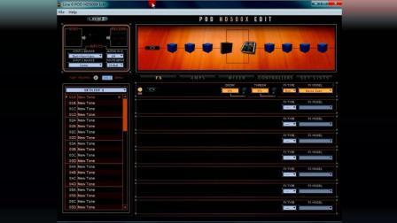 第七课  LINE6 POD HD500X 300 400 系列效果器 噪音门理论教学课程