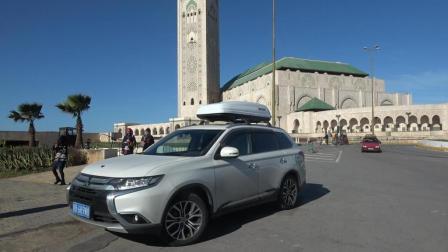 宁波小伙的逆天自驾游, 横跨14个国家, 行程26000公里到达非洲