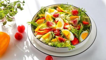蔬果缤纷沙拉