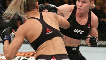 """UFC格斗之夜125: """"子弹""""瓦伦蒂娜·舍普琴科VS普里西拉·卡舒拉"""