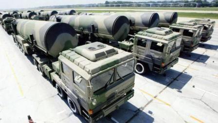 中国密集亮相一系列导弹, 美专家警告: 美国防御网根本抵制不了!