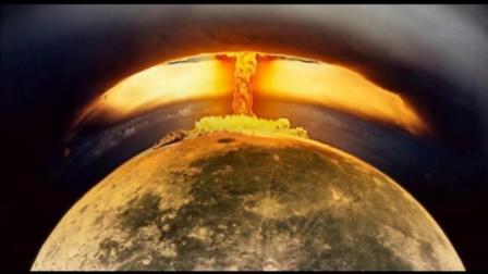 科学家: 地球45亿年前曾受到核攻击, 可能是外星文明所为!