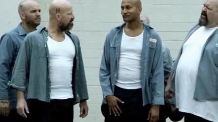 爆笑黑人兄弟·监狱篇, 在监狱强行作死的下场, 笑喷