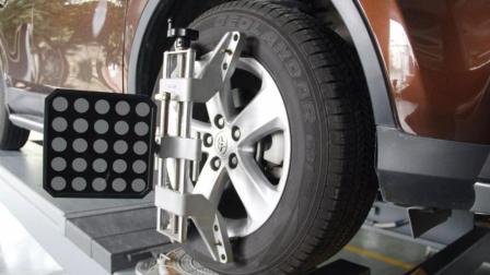 汽车开了多久要做一次四轮定位